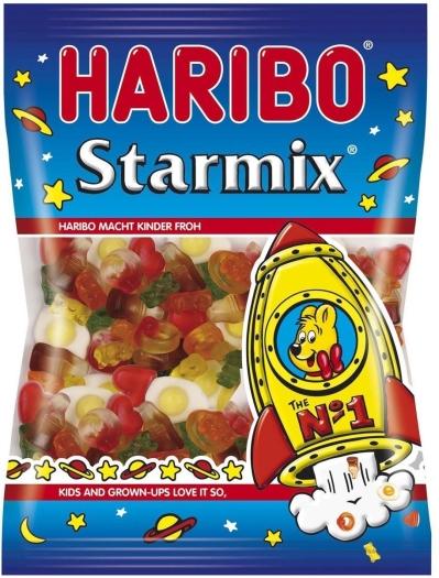 Haribo Starmix 500g