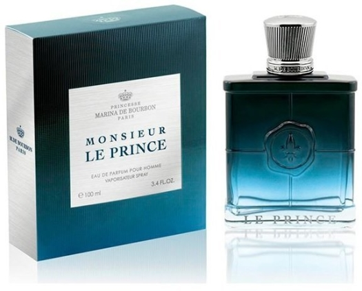 Marina de Bourbon Monsieur Le Prince EdP 100ml
