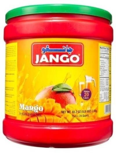 Jango Mango Instant Drink Powder 2.5kg