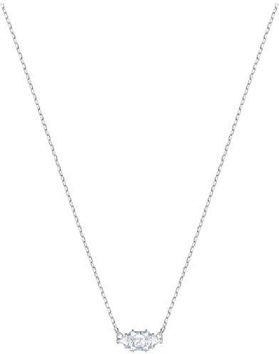 Swarovski Crystal Attract Trilogy Necklace