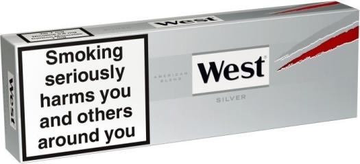 West Silver Carton