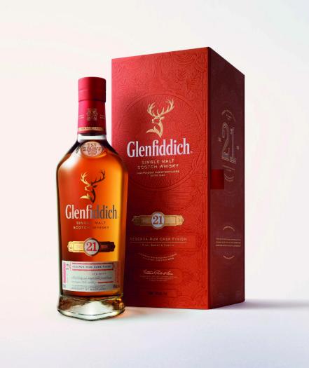 Glenfiddich 21 YO Gran Reserva 0.7L