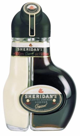 Sheridan's Coffee Liqueur 0.5L