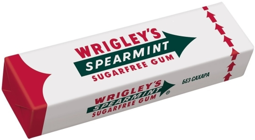 Wrigley's Spearmint 112g