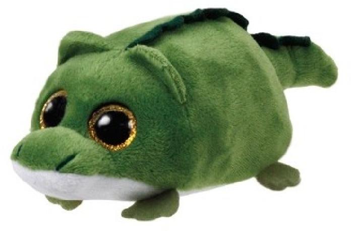 TY Teeny TY Wallie Alligator,  plush toy, 10сm 7141255