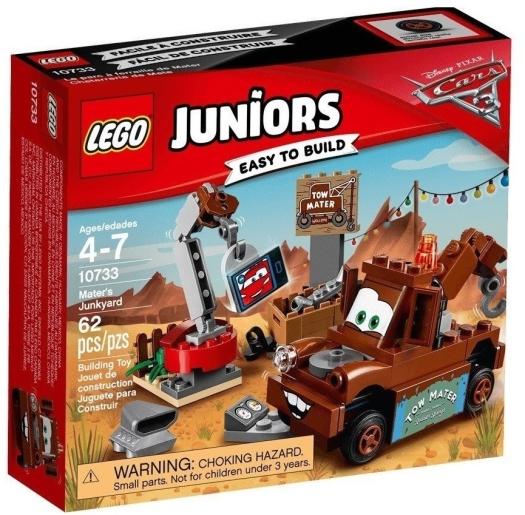 LEGO Juniors Master Junkyard