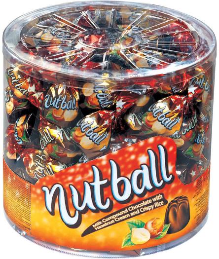 Nutball Hazelnut 500g