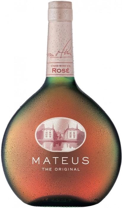 Mateus Semi-dry rosé 11% 1L