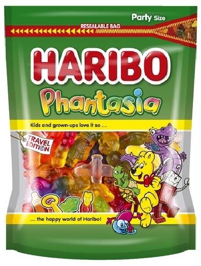 Haribo Phantasia Pouch 10003680 750g