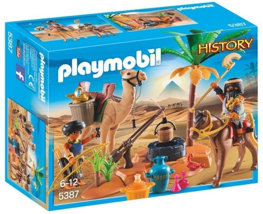 Playmobil History 5387 Tomb Raider