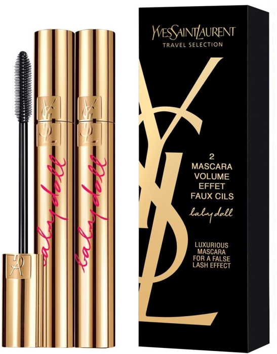 Yves Saint Laurent Duo Mascara Set