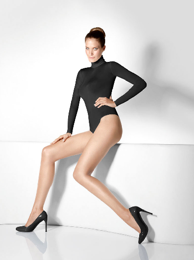 Wolford Colorado String Body black XS