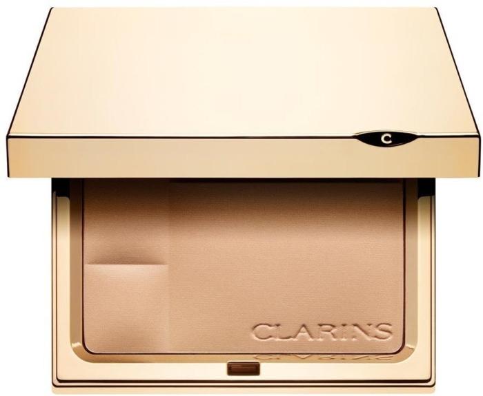 Clarins Mineral Powder Compact Transparent Fair 01 10g