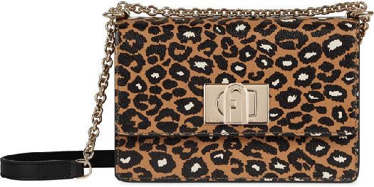 Furla 1927 Mini Crossbody Toni Caramello
