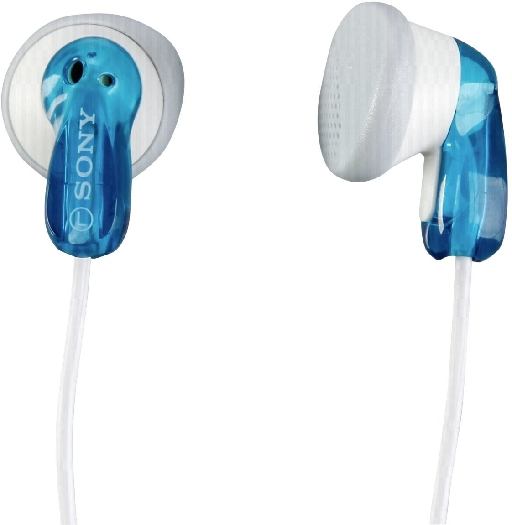 Sony MDR-E9LP In-Ear Headphones Blue 6g