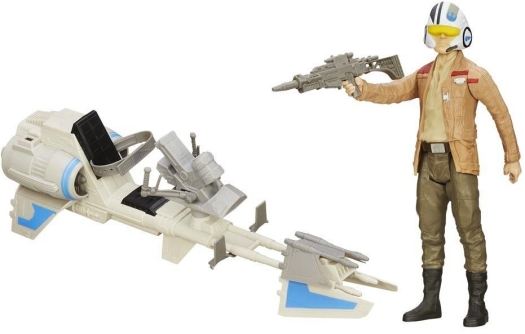 Star Wars B3917EU4 Deluxe Figure