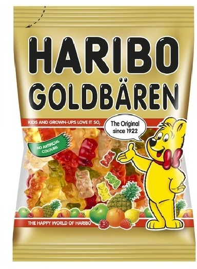 Haribo Goldbear 100G