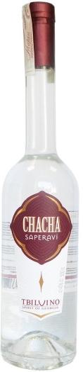 Tbilvino Chacha Saperavi 40% 0.5L