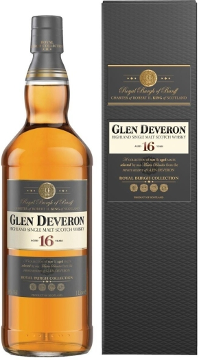 Glen Deveron 16 Yo 40% 1L