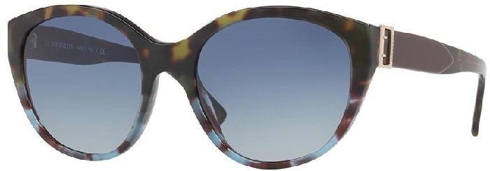 Burberry BE424236364L55 Sunglasses 2017