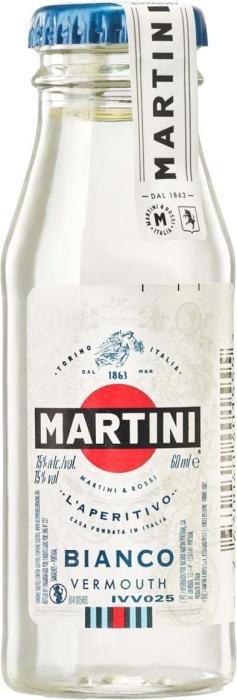 Martini Bianco Vermuth 0.06L