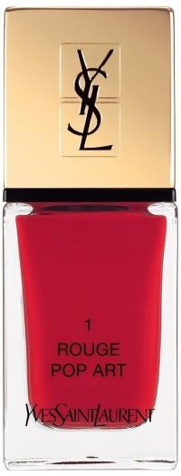 Yves Saint Laurent La Laque Couture N01 Rouge 10ml