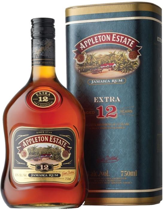 Appleton Estate Rare Blend 12 Years 0.7L