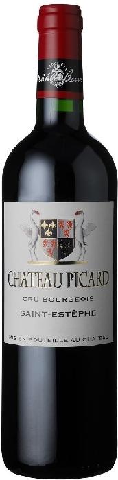 Chateau Picard Saint Estephe 0.75L