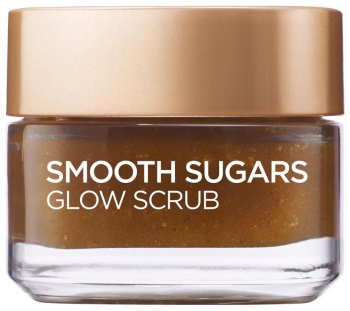 L'Oreal Smooth Sugars Glow Scrub 50ml