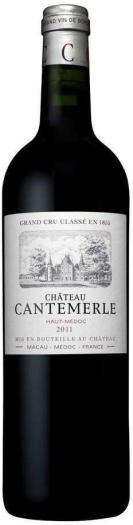 Chateau Cantemerle Haut-Medoc 13% 0.75L