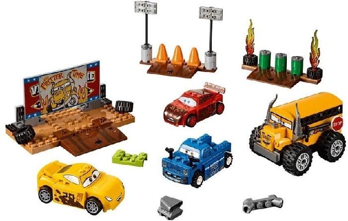LEGO Juniors 10744 Crazy 8 Race