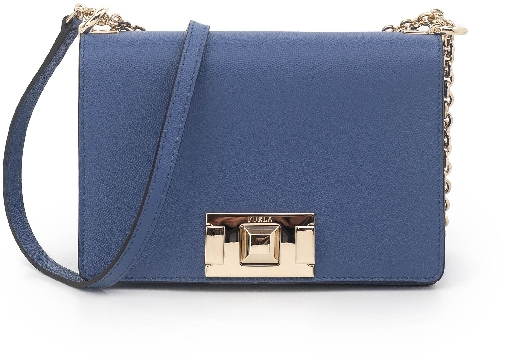 Furla Mimi Minicrossbody, Medium blue 1021922