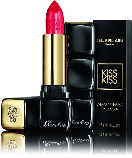 Guerlain KissKiss Lipstick 325 rouge kiss 4.3g