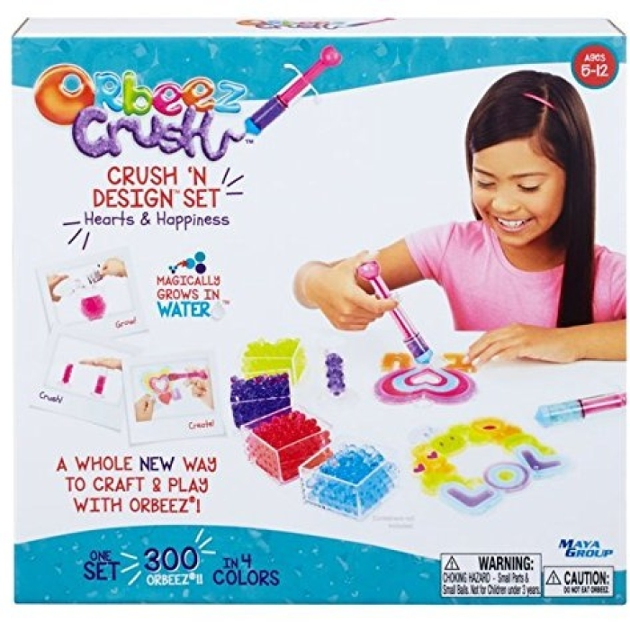 ORBEEZ Crush'n'Design Assortment