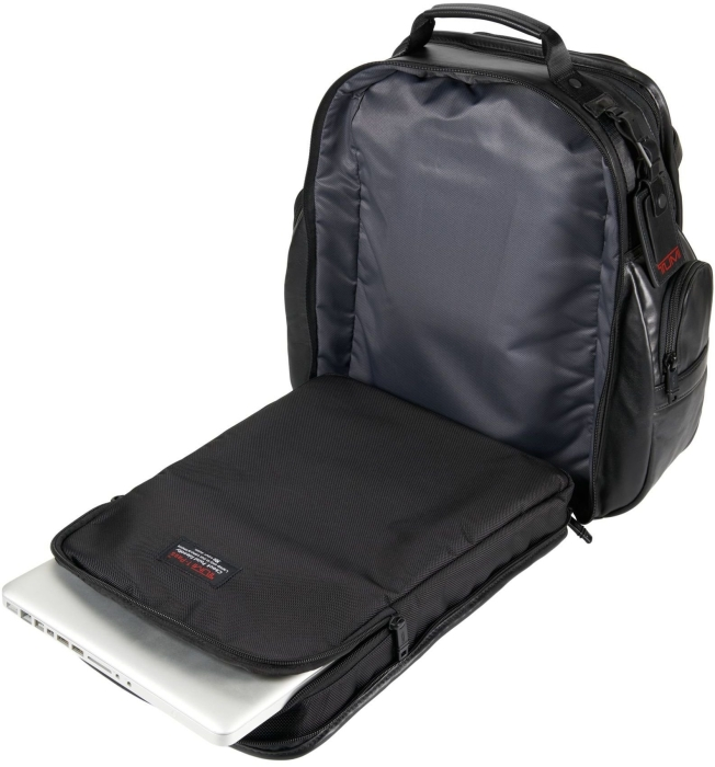 Tumi 096578D2 Leather Backpack