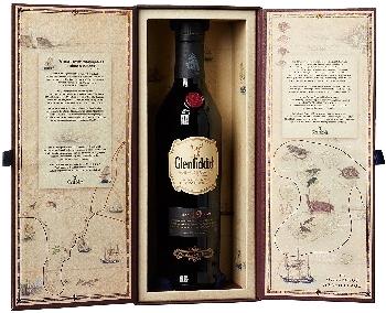 Glenfiddich 19 YO Red Wine Cask 0.7L