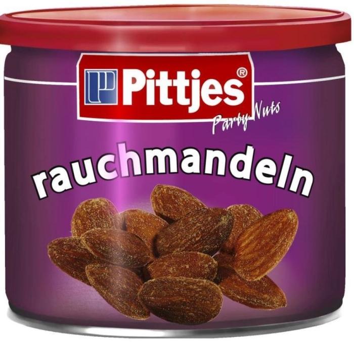 Pittjes Smoked Almonds 150g