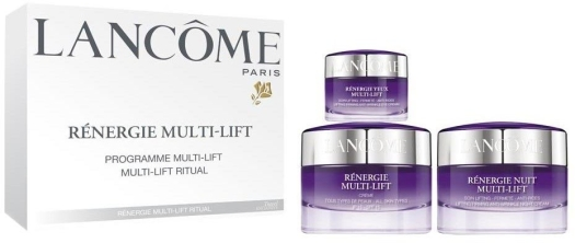 Lancome Renergie Multi-Lift Set 50ml+50ml+15ml+4g