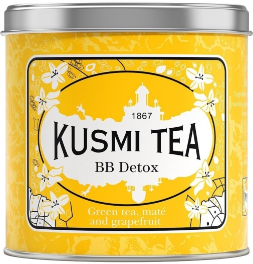 Kusmi Tea Kusmi BB Detox tin 250g