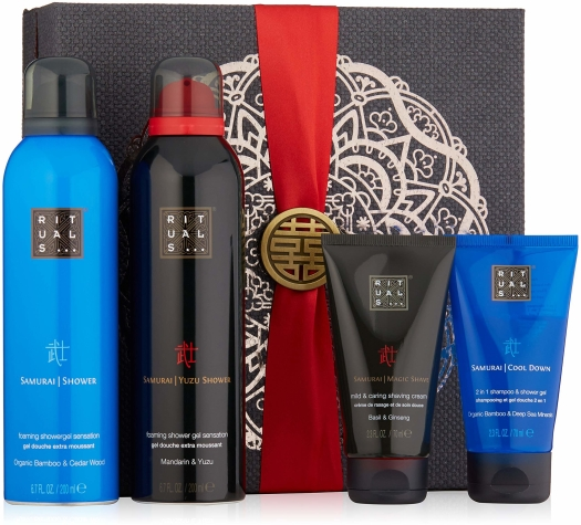 Rituals The Ritual Of Samurai Refreshing Ritual Gift Set