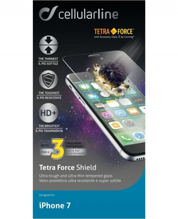 Cellular Line Tetra Force Shield iPhone 7