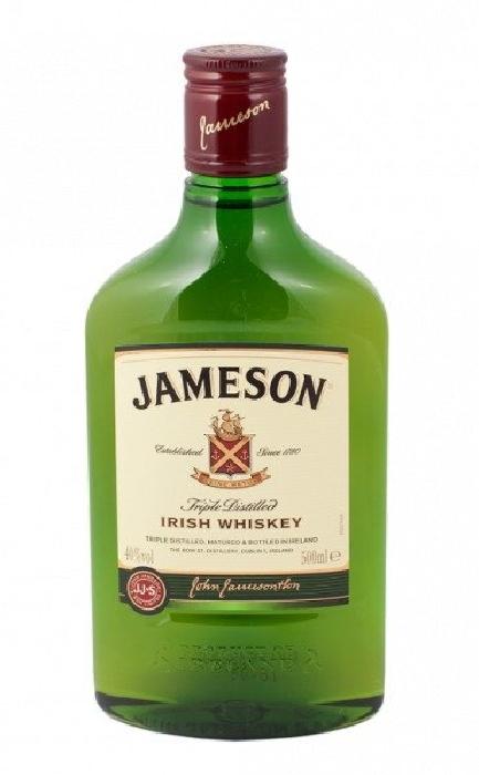 John Jameson Pet 0.5L