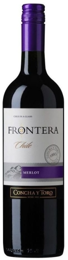Concha y Toro Frontera Merlot 0.75L