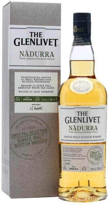 Glenlivet Nadurra First Fill 48% 1L