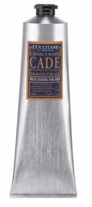 L'Occitane en Provence Men Cade Shaving Cream 150ml