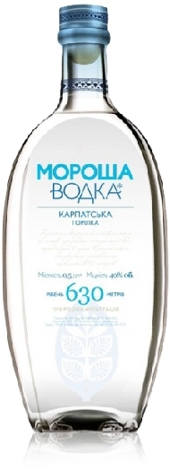 Morosha Karpatska Vodka 40%