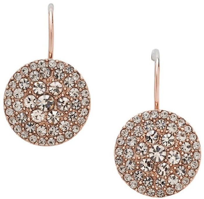 Fossil Vintage Glitz JF00135791 Earrings