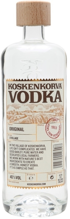 Koskenkorva Vodka 0.4L