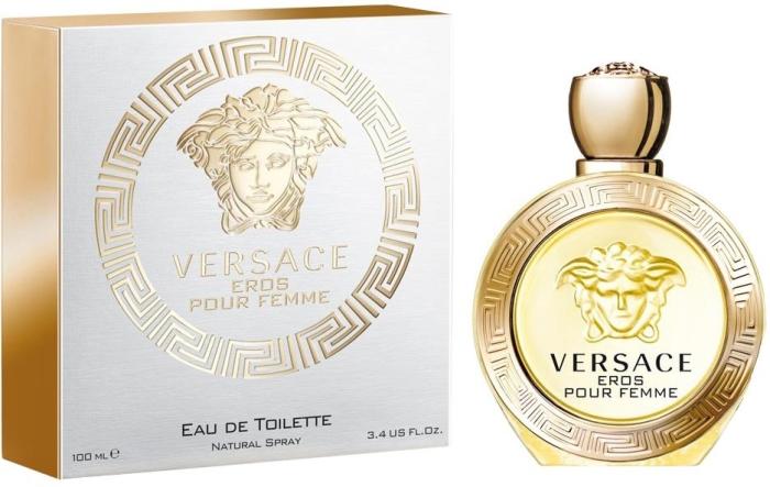 Versace Eros Pour Femme EdT 100ml