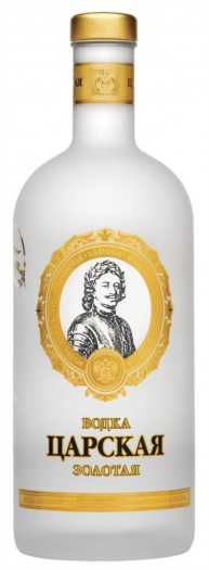 Czar's Gold Premiun Vodka 0.5L